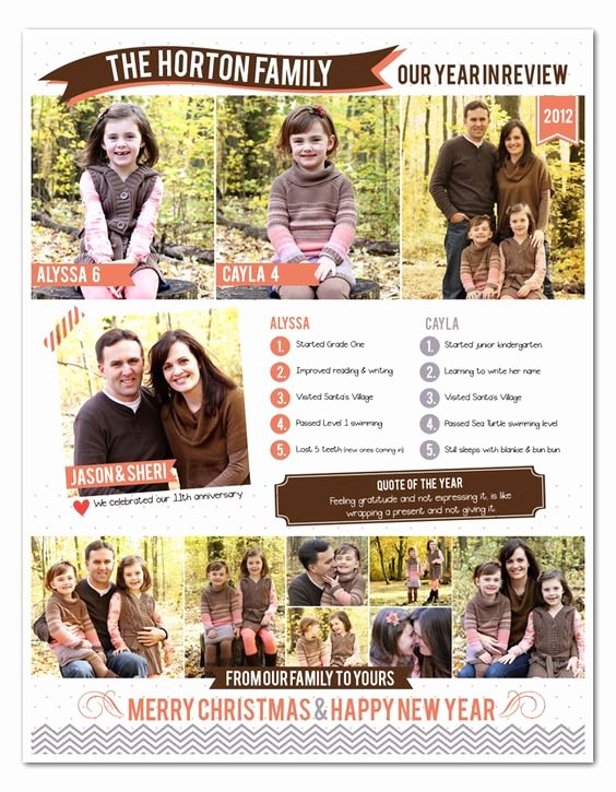 Free Family Newsletter Template Fresh Sheri Mae Designs Merry Christmas Free