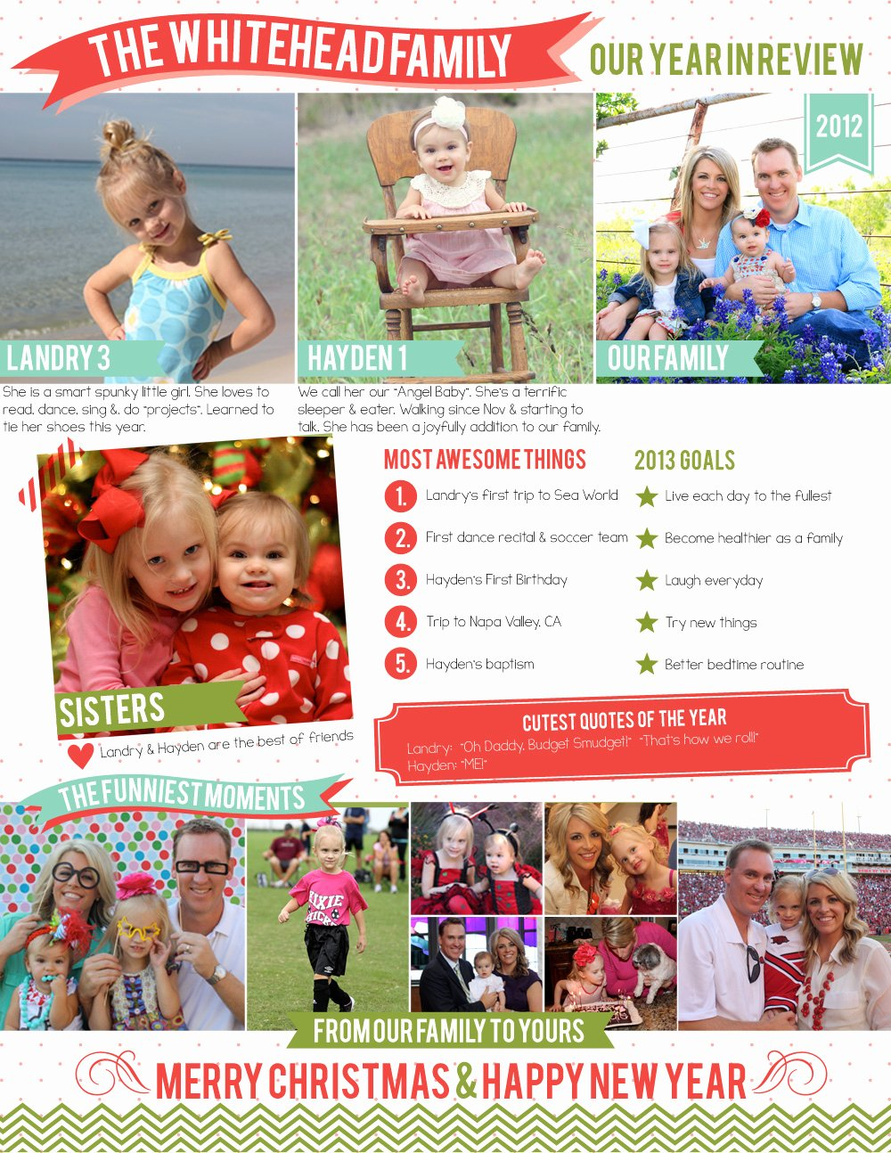 Free Family Newsletter Template New Template Picture Family Newsletter Template Family