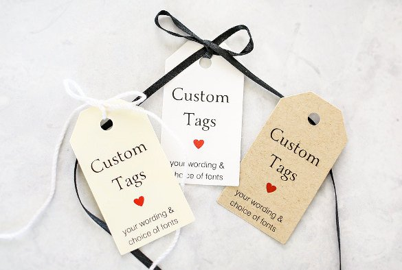 Free Favor Tag Template Beautiful 26 Favor Tag Templates – Free Sample Example format