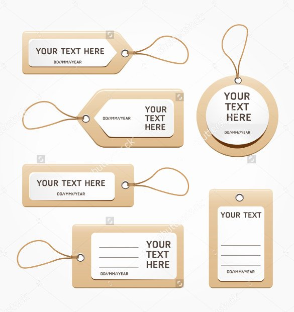Free Favor Tag Template Best Of 26 Favor Tag Templates – Free Sample Example format