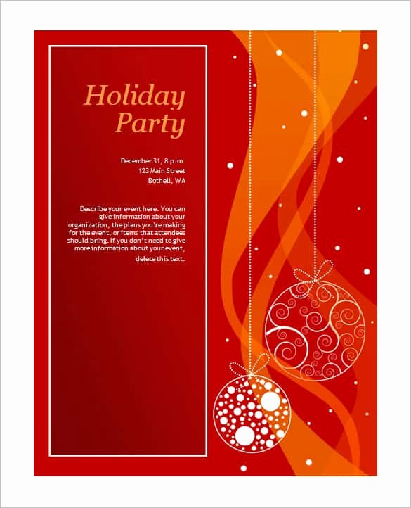 Free Fiesta Invitation Template Awesome 69 Microsoft Invitation Templates Word