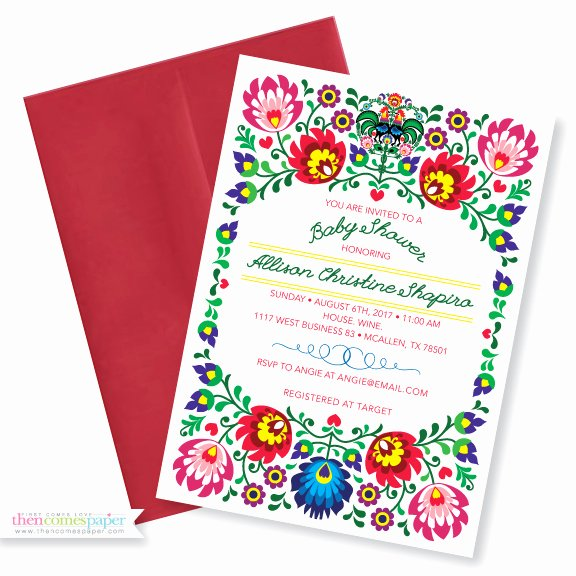 Free Fiesta Invitation Template Beautiful Fiesta Table Party Invitations Myexpression Fiesta