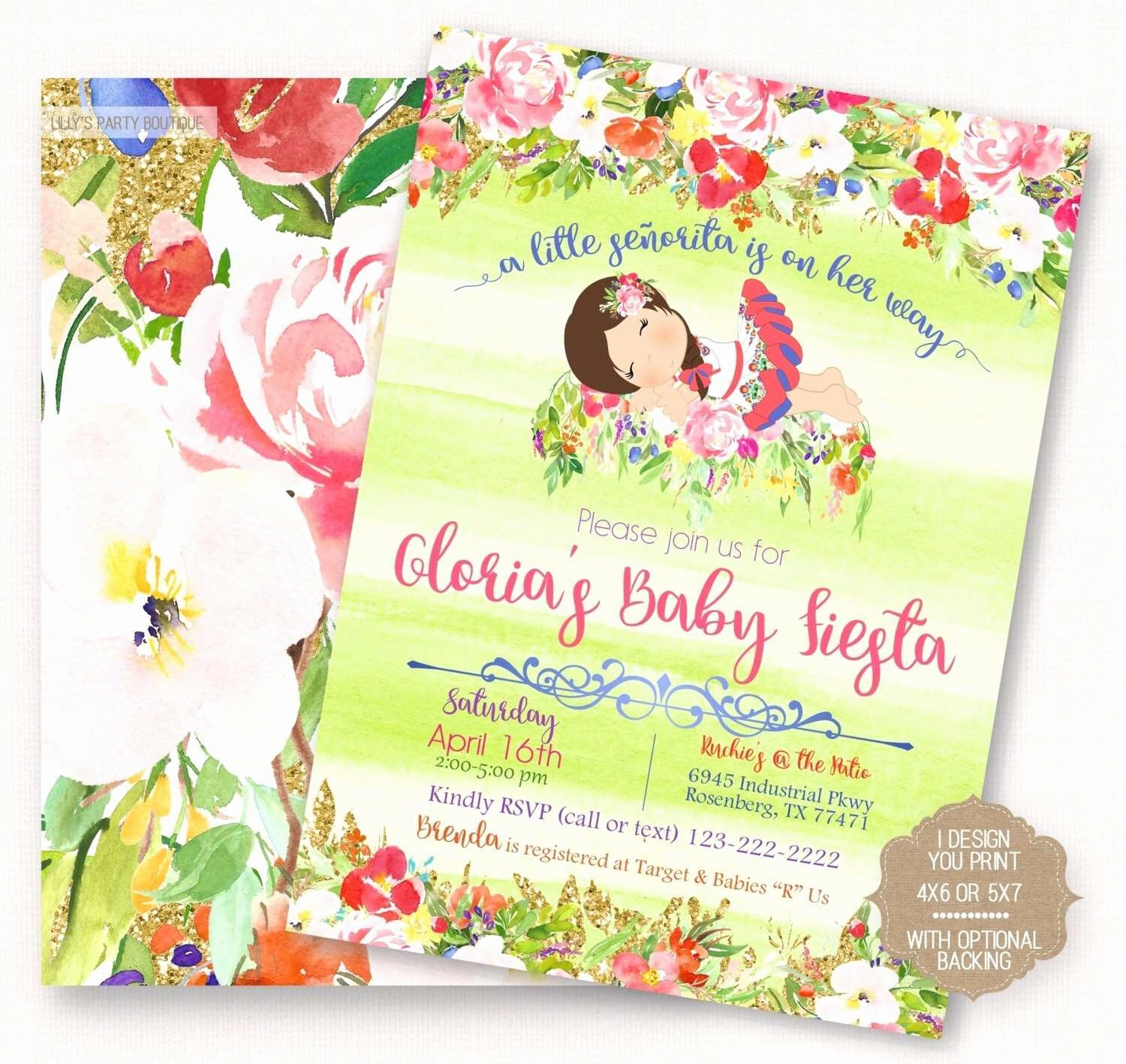Free Fiesta Invitation Template Beautiful Lovely Free Printable Mexican Fiesta Invitation Templates