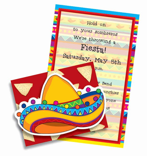 free mexican party invitation templates