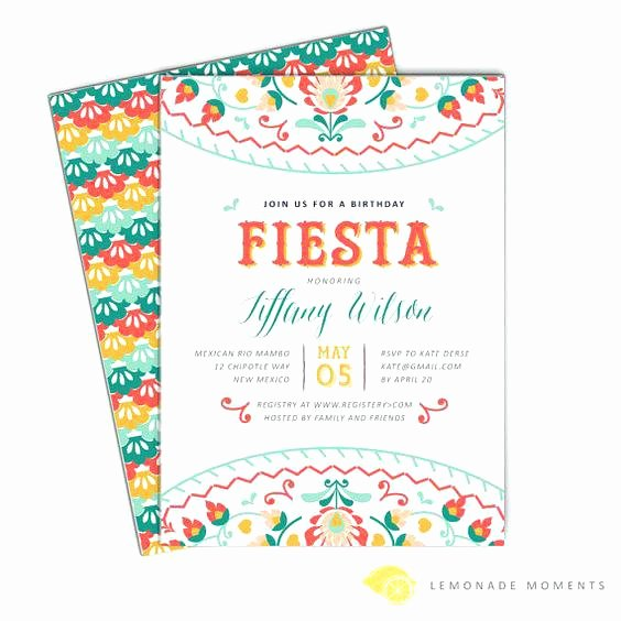 Free Fiesta Invitation Template New Cddcecaffef Mexican Birthday Mexican Party Vintage Fiesta