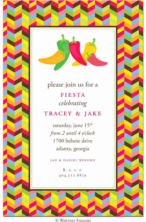 Free Fiesta Invitation Template New Fiesta Invitation Borders