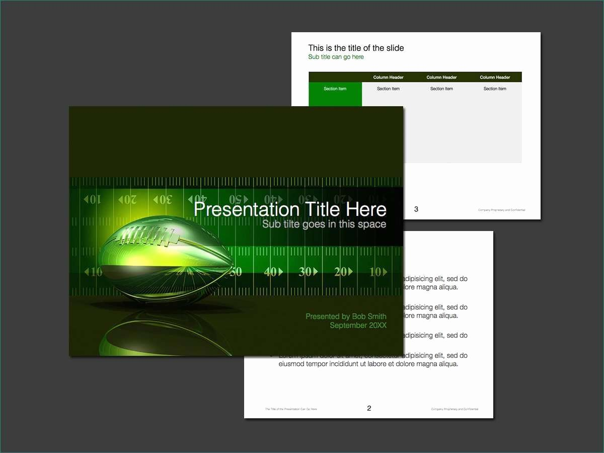 american football powerpoint template free detail american football sports ppt templates