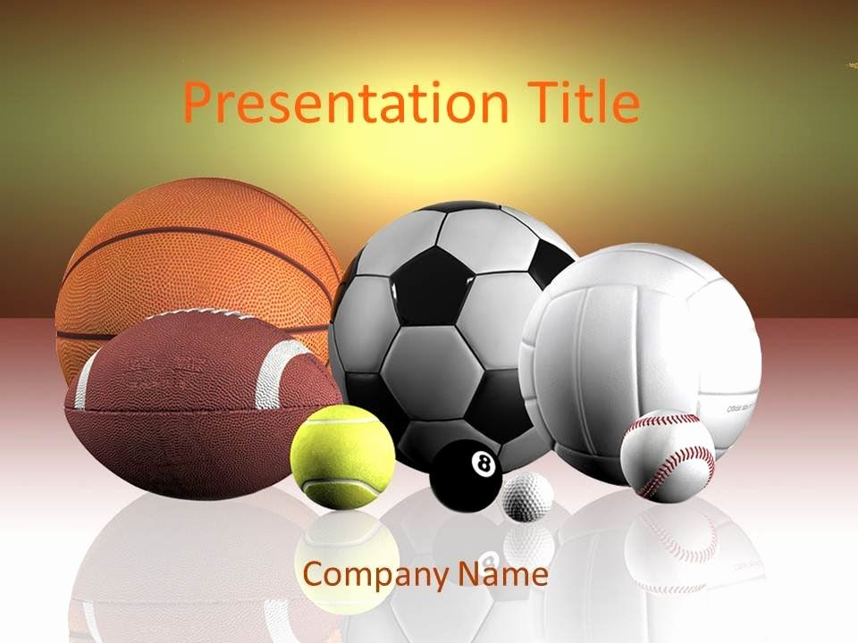 Free Football Powerpoint Template Inspirational Football Powerpoint Presentation