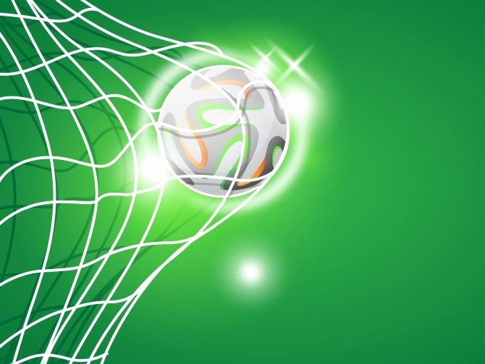 Free Football Powerpoint Template Luxury This Free Football Goal Powerpoint Template with