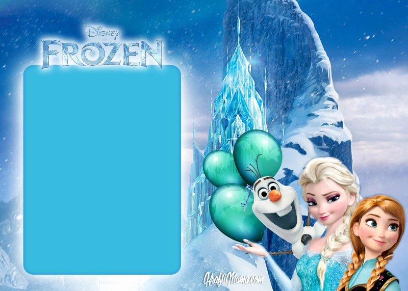 Free Frozen Invitation Template Beautiful Frozen Invitation Template Free – orderecigsjuicefo