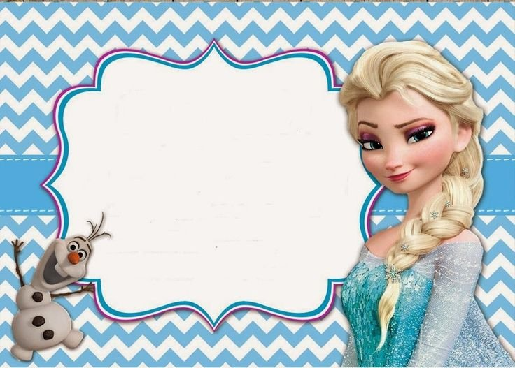 Free Frozen Invitations Template Best Of 25 Best Ideas About Free Frozen Invitations On Pinterest
