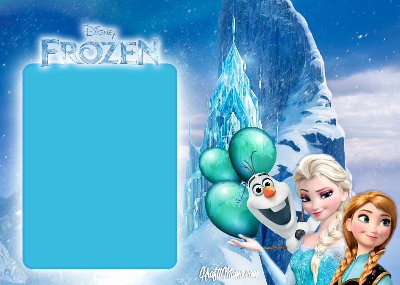 Free Frozen Invite Template Awesome Frozen Invitation Template Free – orderecigsjuicefo