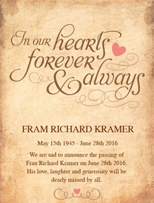 Free Funeral Invitation Template Awesome 28 Funeral Invitation Templates Psd Ai