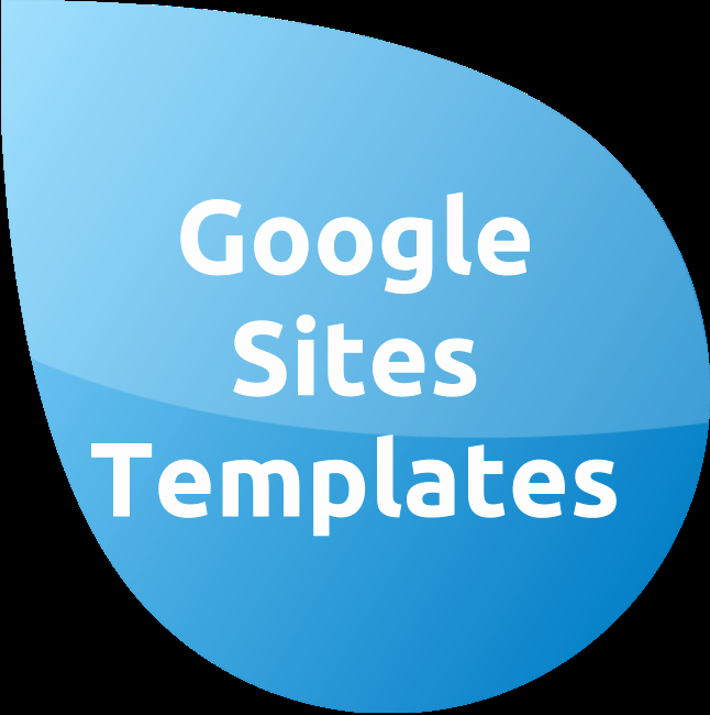 Free Google Sites Template Awesome Google Sites Templates