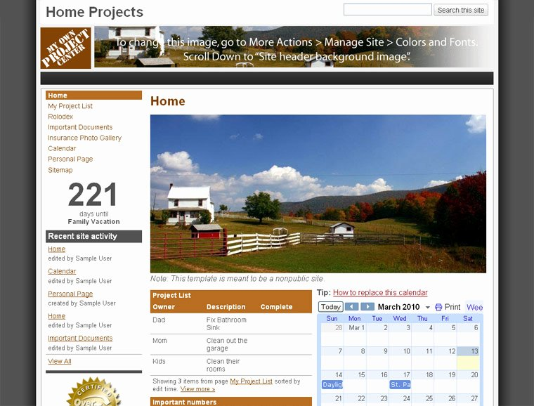 Free Google Sites Template Elegant Best Google Sites Examples