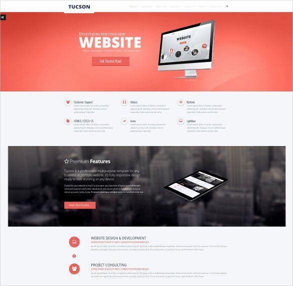 Free Google Sites Template Lovely 27 Google Website themes & Templates