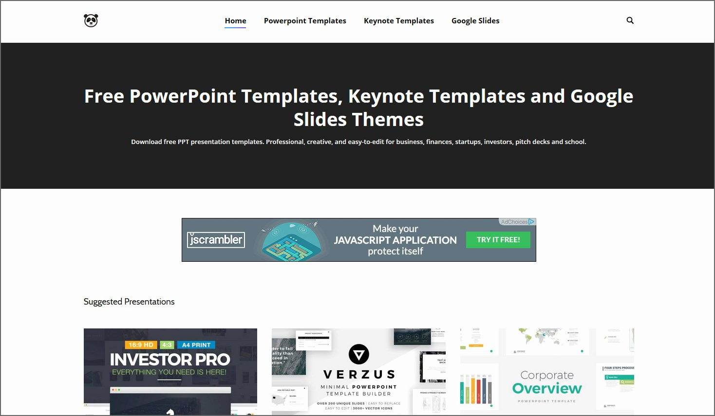 Free Google Sites Template New 4 Sites with Free Beautiful Powerpoint Templates Keynotes