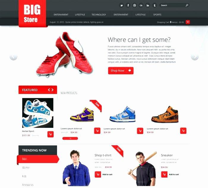 Free Google Sites Template New Free Shoes Web Templates Style Guru Fashion Glitz