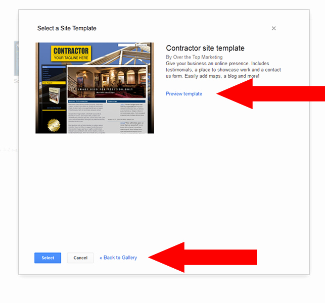 Free Google Sites Template Unique How to Create A Free Google Site In 5 Easy Steps