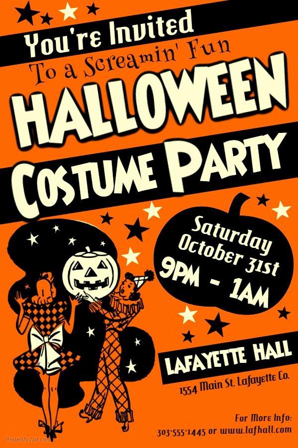 Free Halloween Flyer Template Beautiful 63 Best Halloween Party Flyer Templates Images On