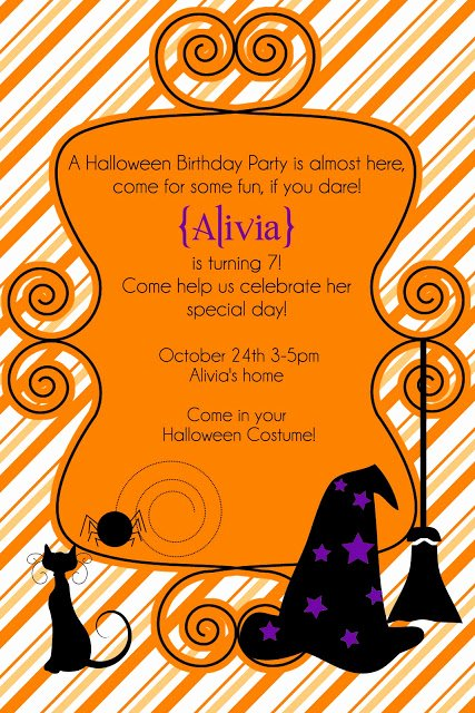 Free Halloween Invitation Template Awesome Free Halloween Party Invitation or Template Tips