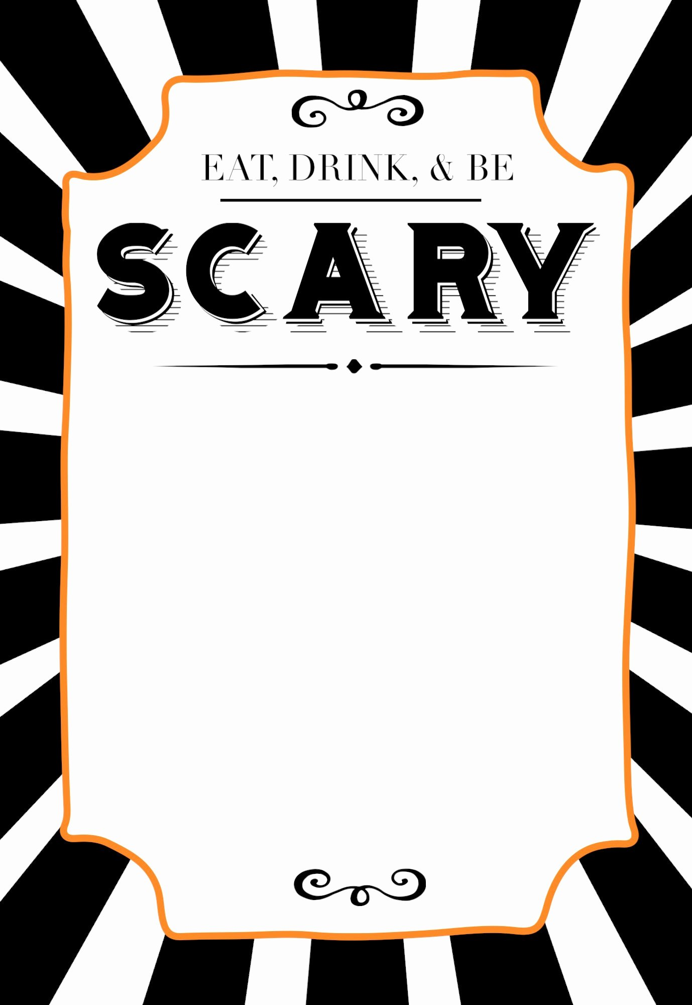 Free Halloween Invitation Template Best Of Blank Birthday Invitations Luxury Birthday Party Cards