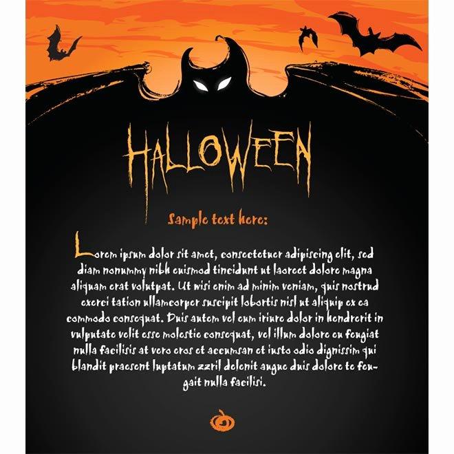 Free Halloween Invitation Template New Halloween Invitations Free Templates – Festival Collections