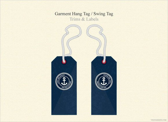 Free Hang Tag Template Beautiful Sample Hang Tag Template 9 Documents In Pdf Psd