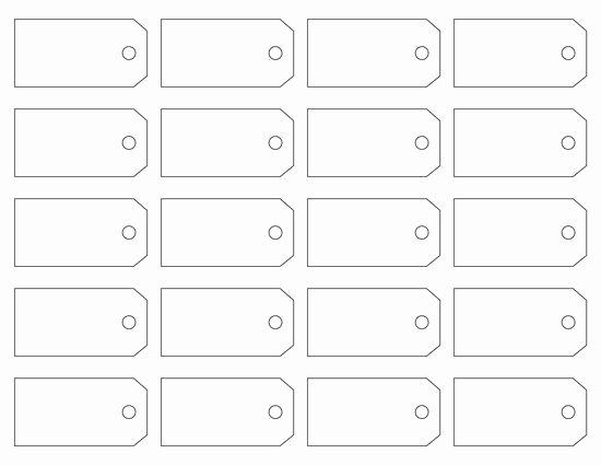 Free Hang Tag Template Lovely Printable Hang Tags Templates Printable 360 Degree
