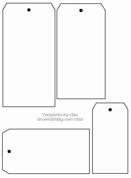 Free Hang Tag Template Luxury Free Printable Hang Tags Tags Template
