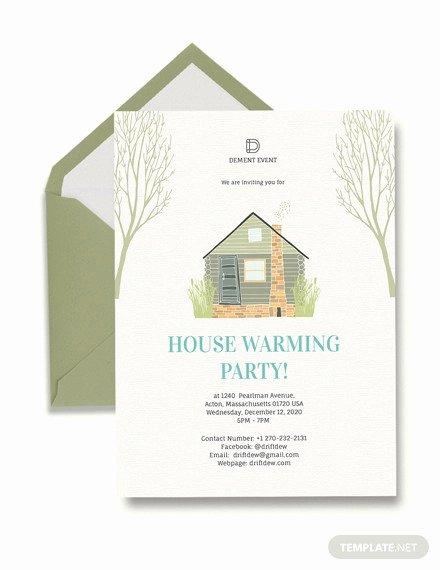 Free Housewarming Invitation Template Elegant 23 Housewarming Invitation Templates Psd Ai