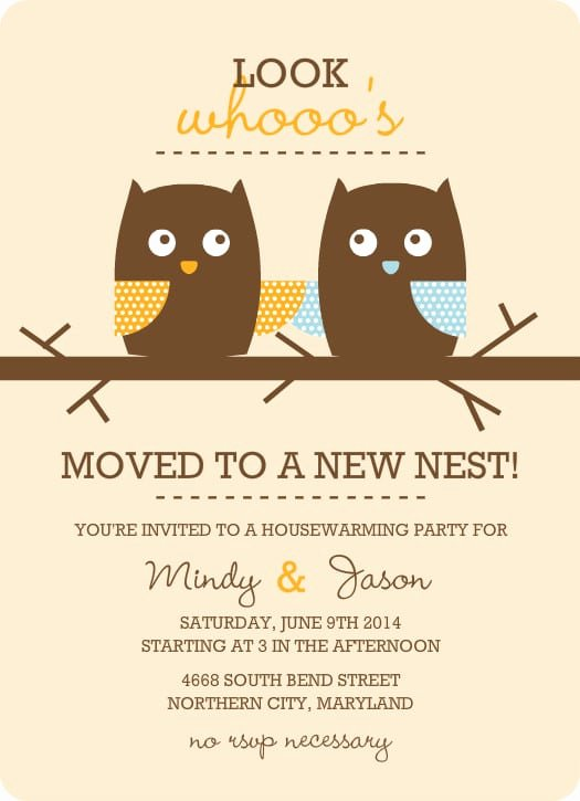 Free Housewarming Invitation Template Lovely Free Housewarming Template Invitation