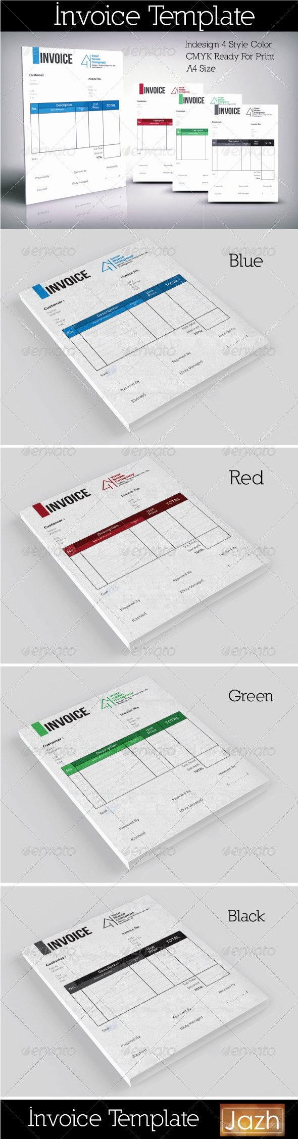 Free Indesign Invoice Template New Invoice Template Indesign Invoice Template Ideas