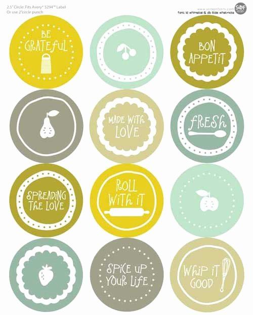 Free Jar Label Template Awesome Mason Jar Labels 100 Free Printable Files to Download