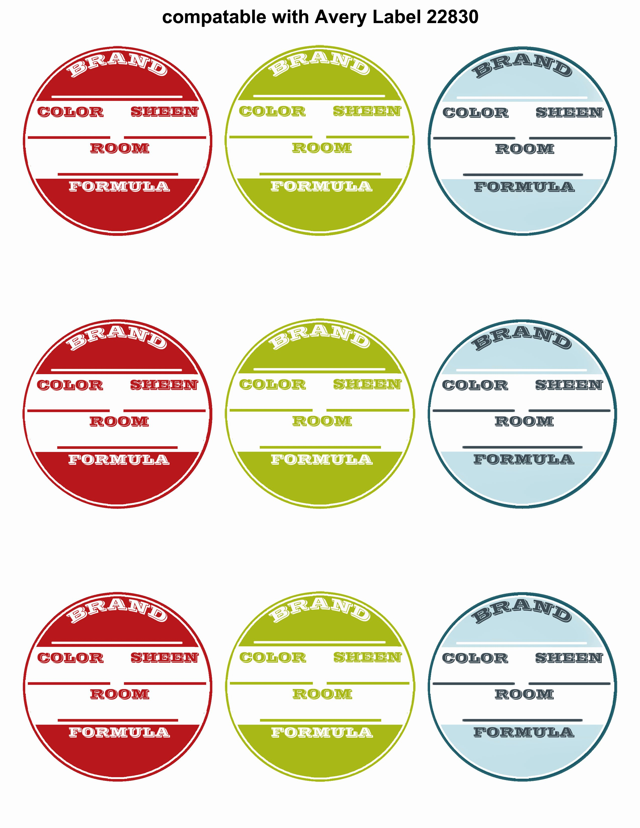 Free Jar Label Template Beautiful 7 Best Of Printable Number Labels Free Printable