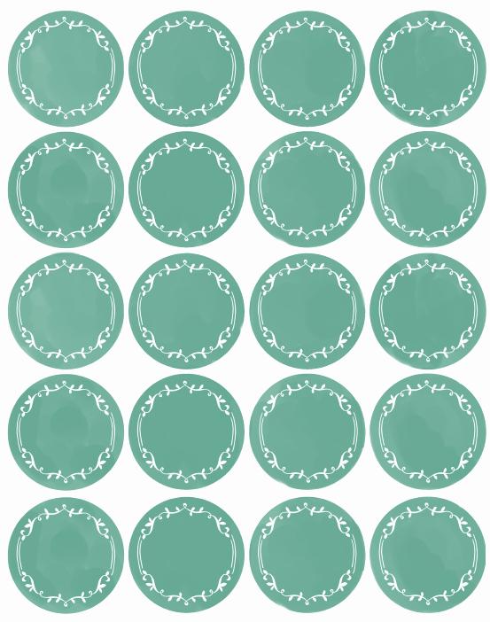 Free Jar Label Template Fresh Kitchen Spice Jar & Pantry organizing Labels