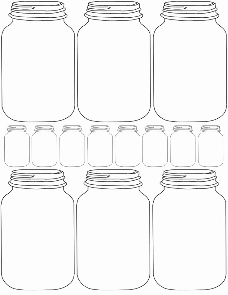 Free Jar Label Template New 17 Best Images About Free Mason Jar Printables On