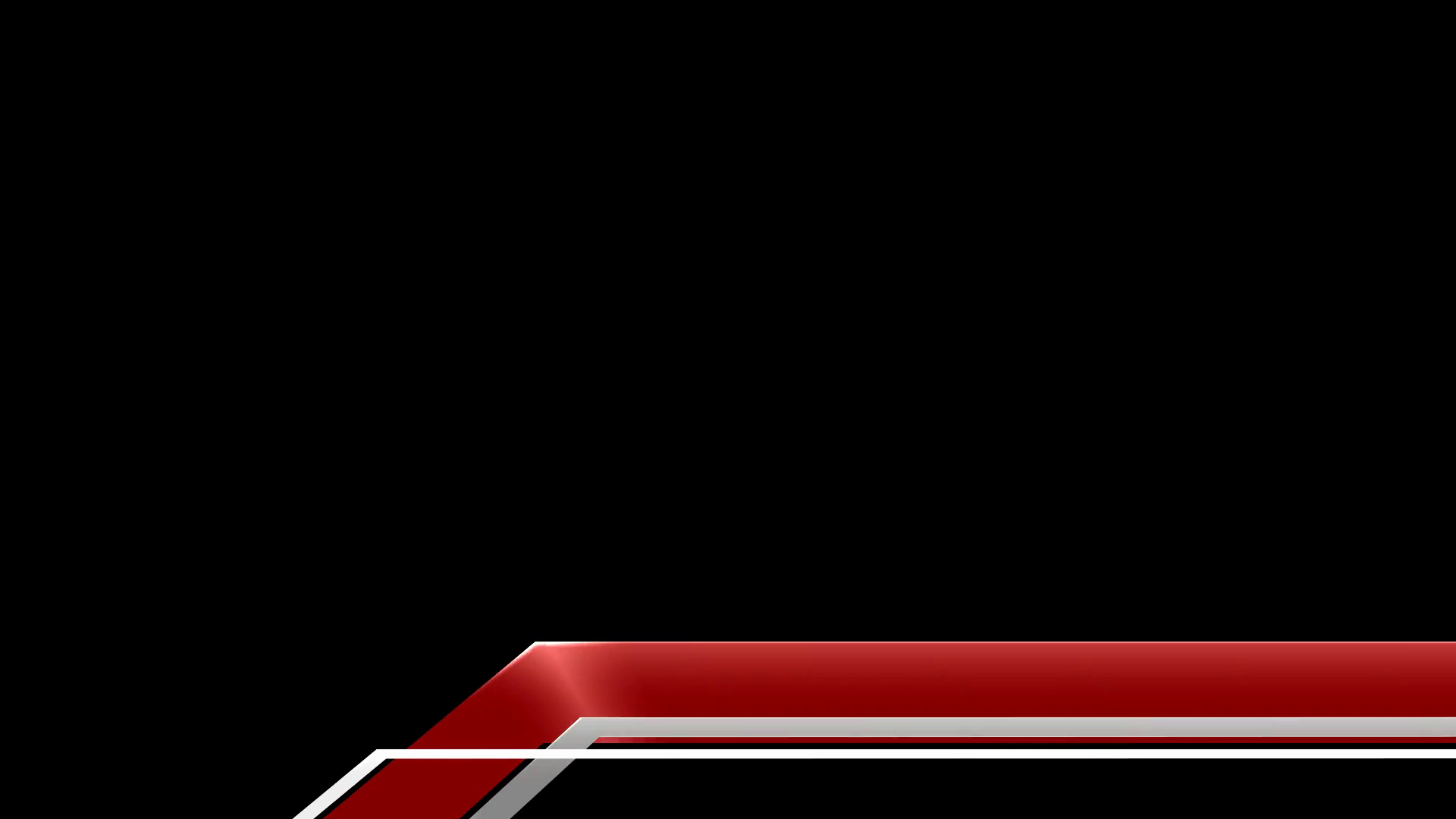 Free Lower Third Template Luxury Graphic Lower Third 9 Red Stock Video Footage