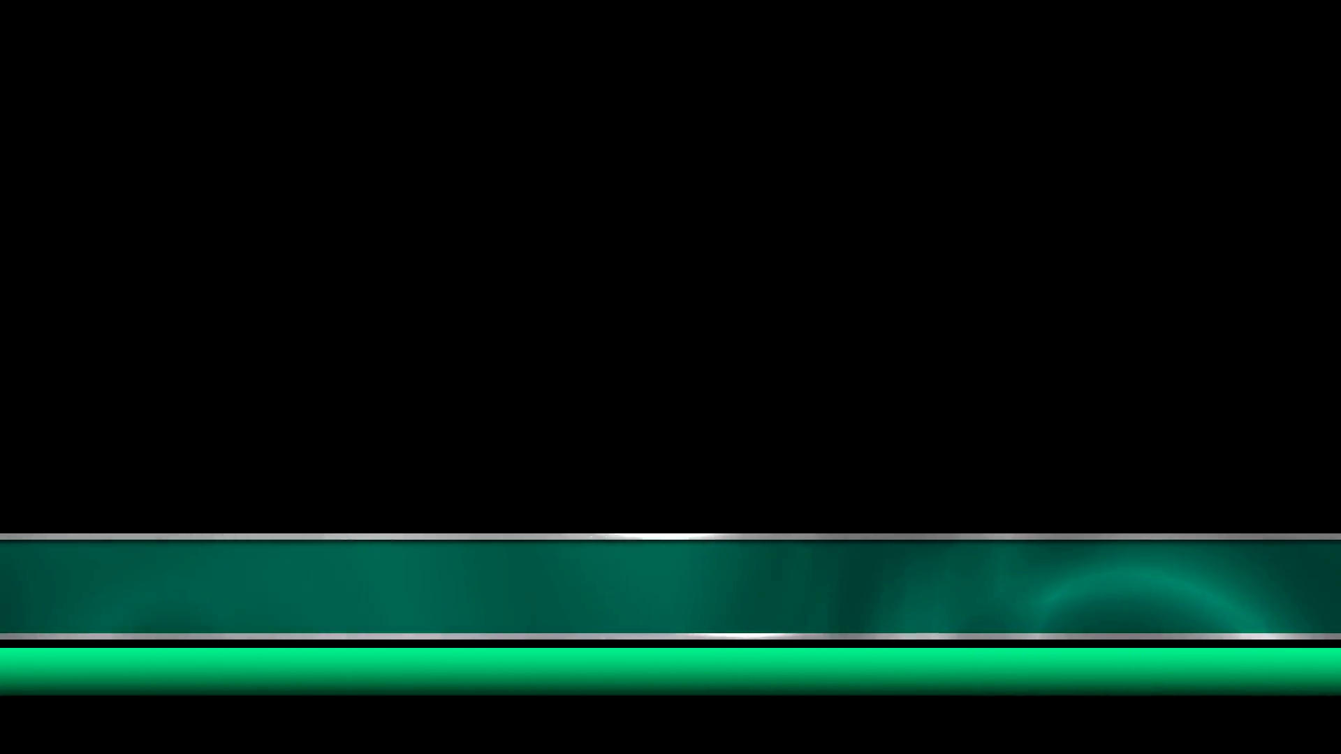 Free Lower Third Template Luxury News Lower Third 5 Green Stock Video Footage