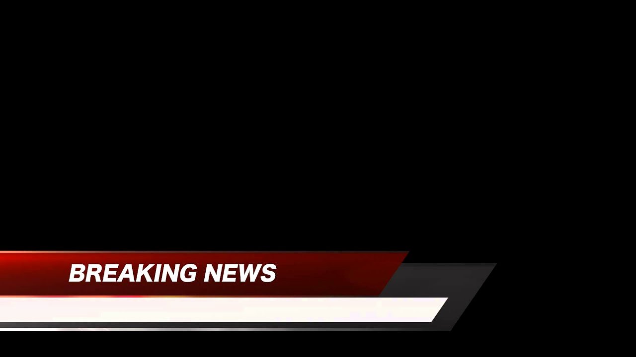 Free Lower Thirds Template Best Of Breaking News Lower Third Red Free Hd Stock