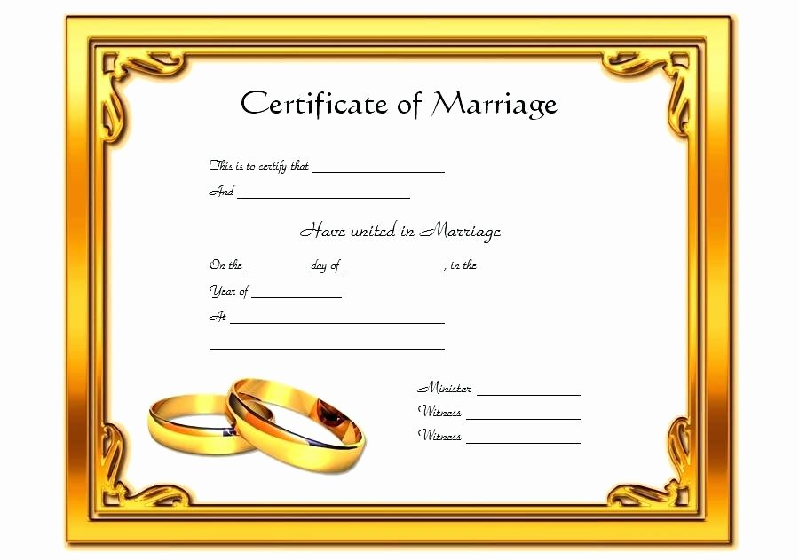 Free Marriage Certificate Template Beautiful Marriage Certificate Template Microsoft Word – eventbuddy