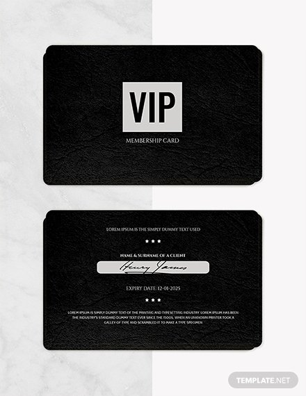 Free Membership Card Template Beautiful Free D&u Wedding Place Card Template Download 128 Cards