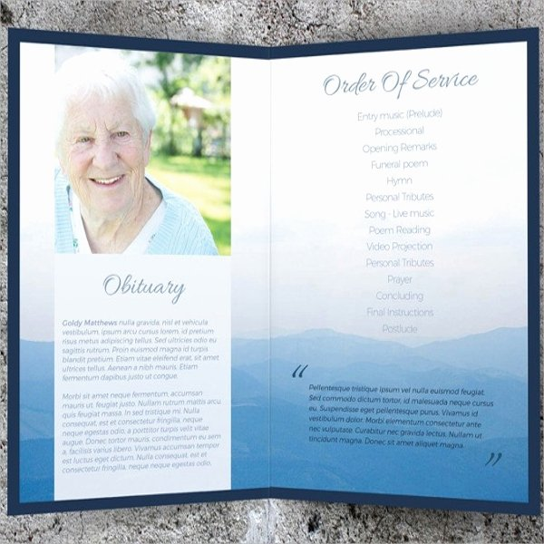 Free Memorial Card Template Beautiful 8 Memorial Card Templates