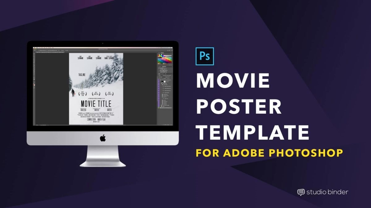 Free Movie Poster Template Beautiful Download Your Free Movie Poster Template for Shop