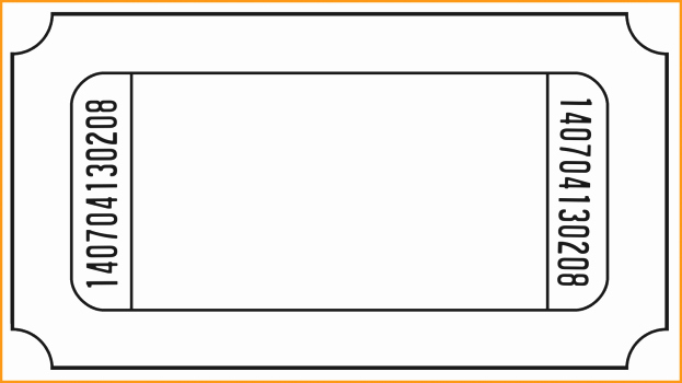Free Movie Ticket Template Beautiful Admission Ticket Template Example Mughals