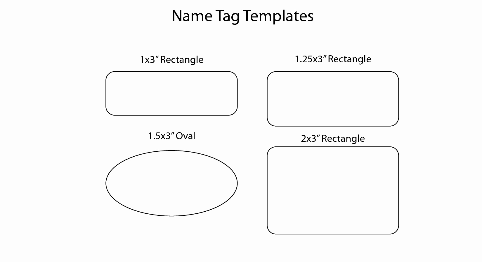 Free Name Badge Template Elegant 14 Name Badge Templates Christmas Name Badge