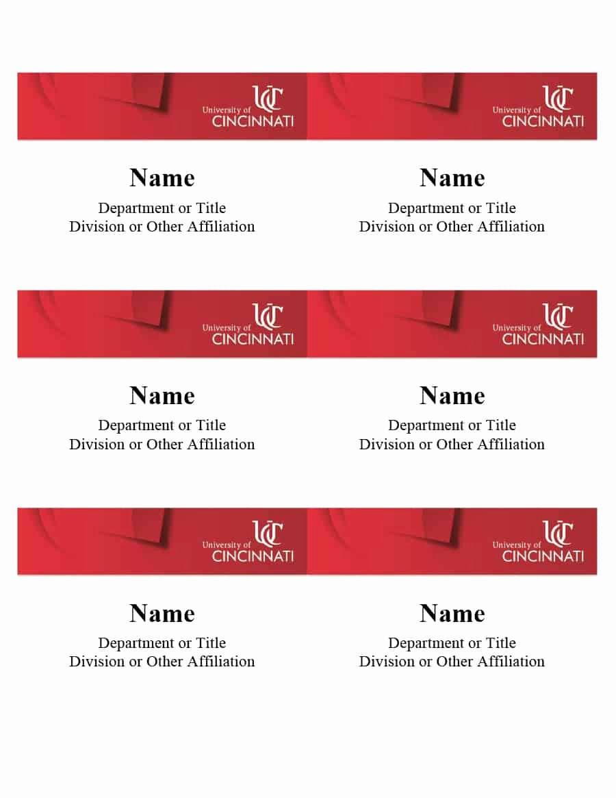 Free Name Badge Template Lovely 47 Free Name Tag Badge Templates Template Lab