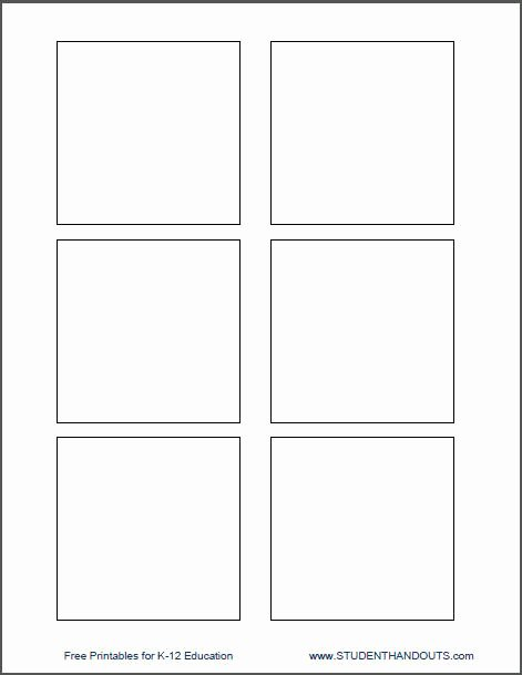 """Free Note Card Template Beautiful Template for Printing Directly On 3"""" X 3"""" Post It Notes"""