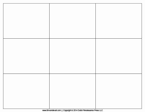 Free Note Card Template Elegant Blank Flash Card Template