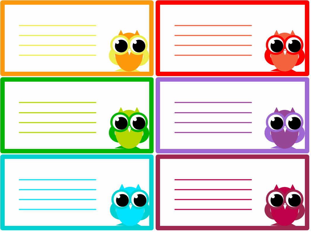 Free Note Card Template Lovely A Beginner Craft Journal My First Free Printables Owl